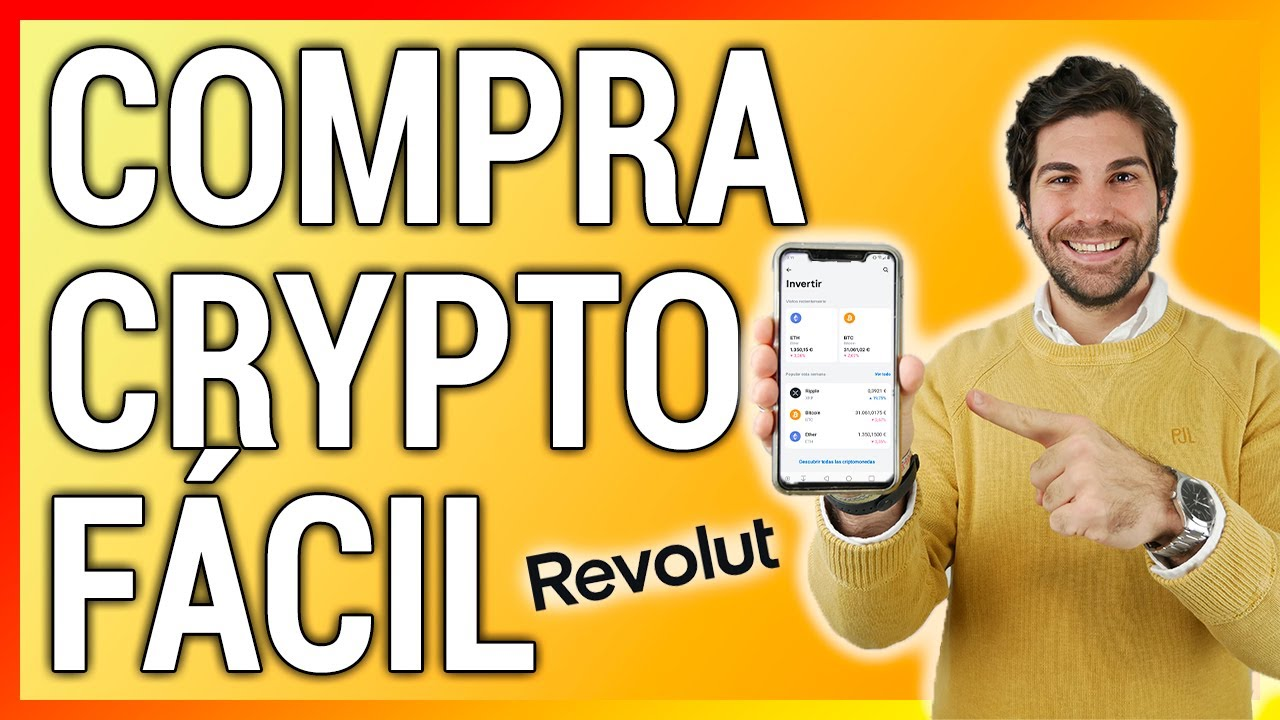 criptomonedas en revolut