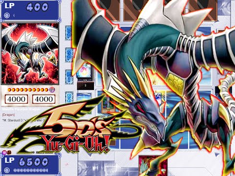 Yu-Gi-Oh! 5D's Yusei The Signer MOD ( Malefic Paradox Dragon )