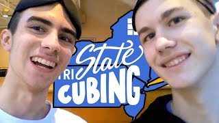 Princeton Fall 2018 VLOG! | Rubik's Cube Competition