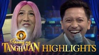 """Tawag ng Tanghalan: Vice Ganda tells Jhong Hilario the different kinds of """"handsome"""""""