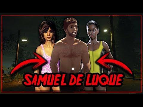 SAMUEL DE LUQUE Y LAS CHICAS GG