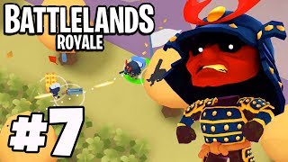 Buying MAX LEVEL Tier! Legendary Hideyoshi - Battlelands Royale #7