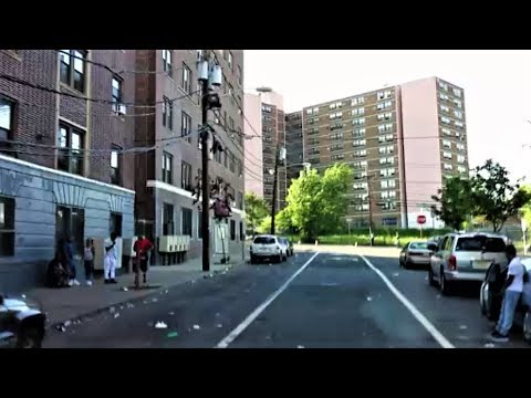 NEWARK NJ RAW HOOD FOOTAGE