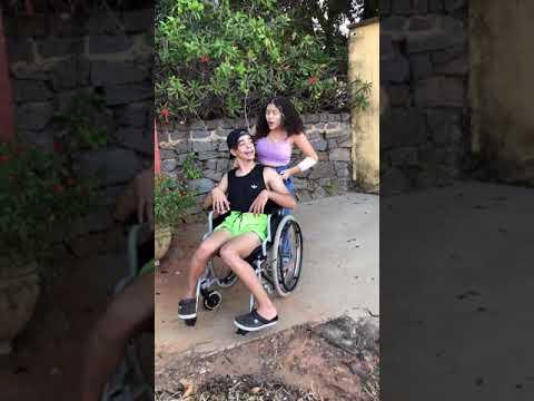 Cadeira de rodas 🦽