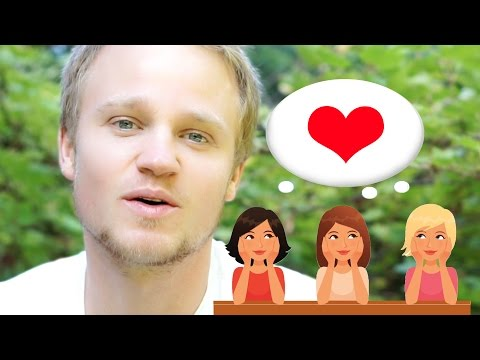 How To Get A Girlfriend / Science Of Attraction - Tinder & OkCupid