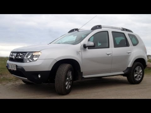 dacia duster 1 2 tce 125 hk 4x2 laureate 2014 review youtube. Black Bedroom Furniture Sets. Home Design Ideas