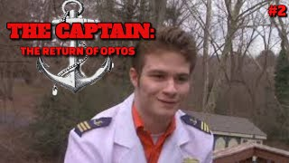 The Captain: The Return Of Optos-Movie Optos's Rated R Cut