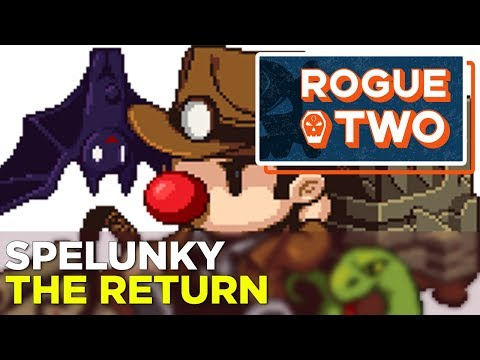 Spelunky: The Return with Simone and Russ - ROGUE TWO