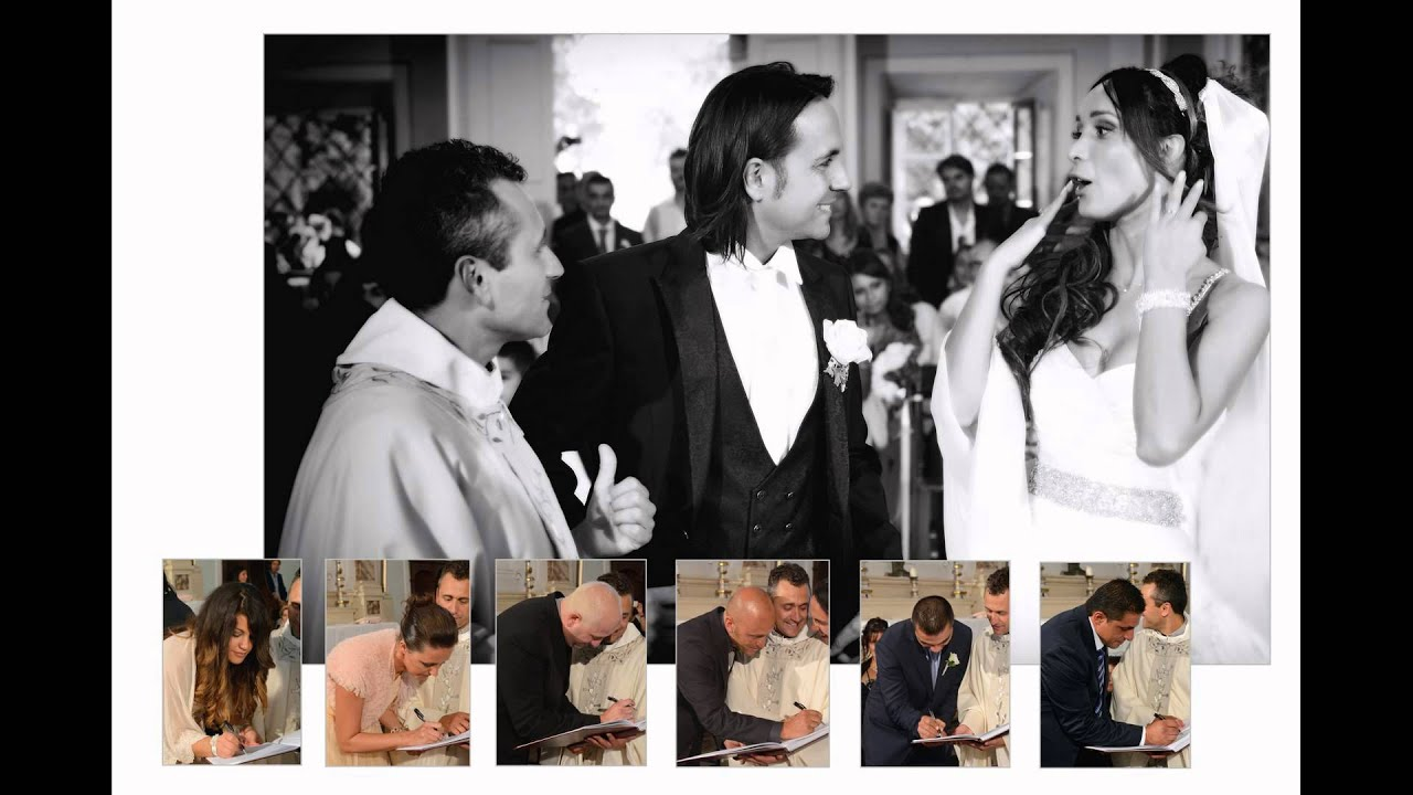 Fotolibro del matrimonio di salvo stefania youtube for Album foto matrimonio