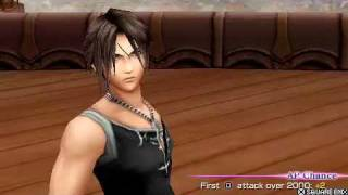 Gunblade Dance (Squall vs Lightning)