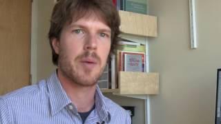 Introducing New Faculty: Prof. Tim Cronin