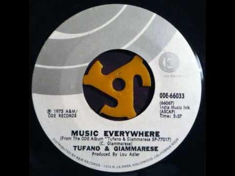 Tufano & Giammarese - Music Everywhere (1973)
