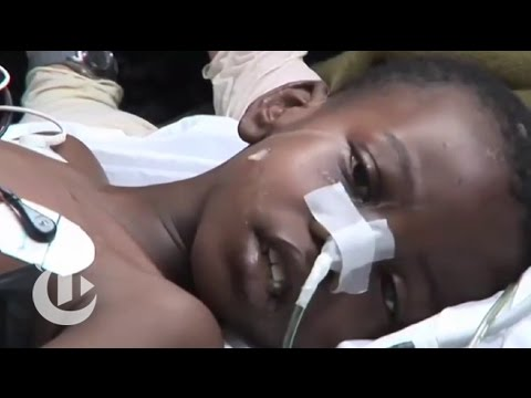 Haiti Quake Day 9: Hospital Ship Arrives | The New York Times