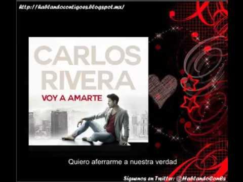 Voy A Amarte - Carlos Rivera