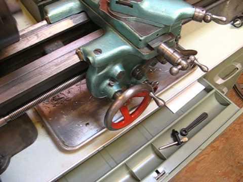 South Bend Model 9A Metal Lathe walk through