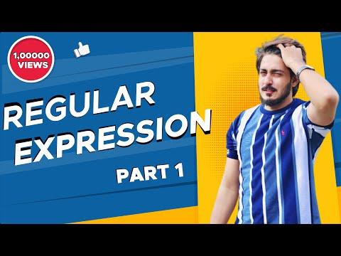 #3 Regular Expression in Automata Urdu/Hindi