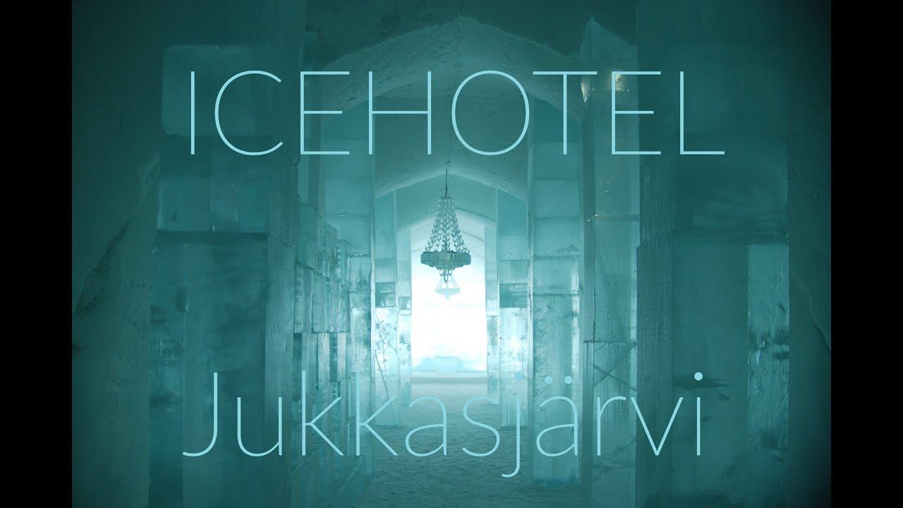 Ice Hotel Sweden | Jukkasjärvi 2015 - YouTube