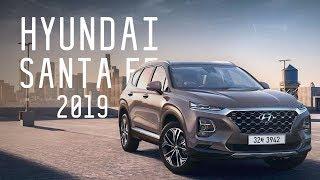 """Корейская """"Бомба""""/New Hyundai Santa Fe 2019/Дневники Женевского Автосалона"""