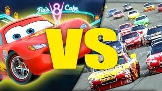 Gmod CARS Lightning McQueen Mod! (Garry's Mod)