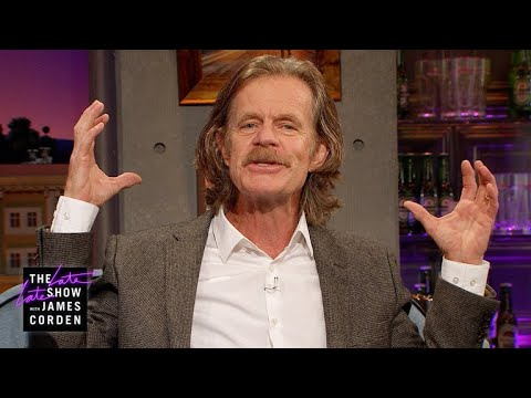 William H. Macy Had a Pleasant Root Canal