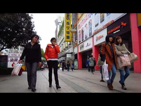 Changsha City, Hunan, China