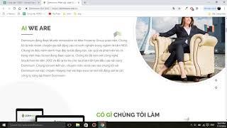 Dominium ico review - KẾ HOẠCH TÀI SẢN TOÀN CẦU ĐẦU TIÊN CỦA THẾ GIỚI TRÊN BLOCKCHAIN