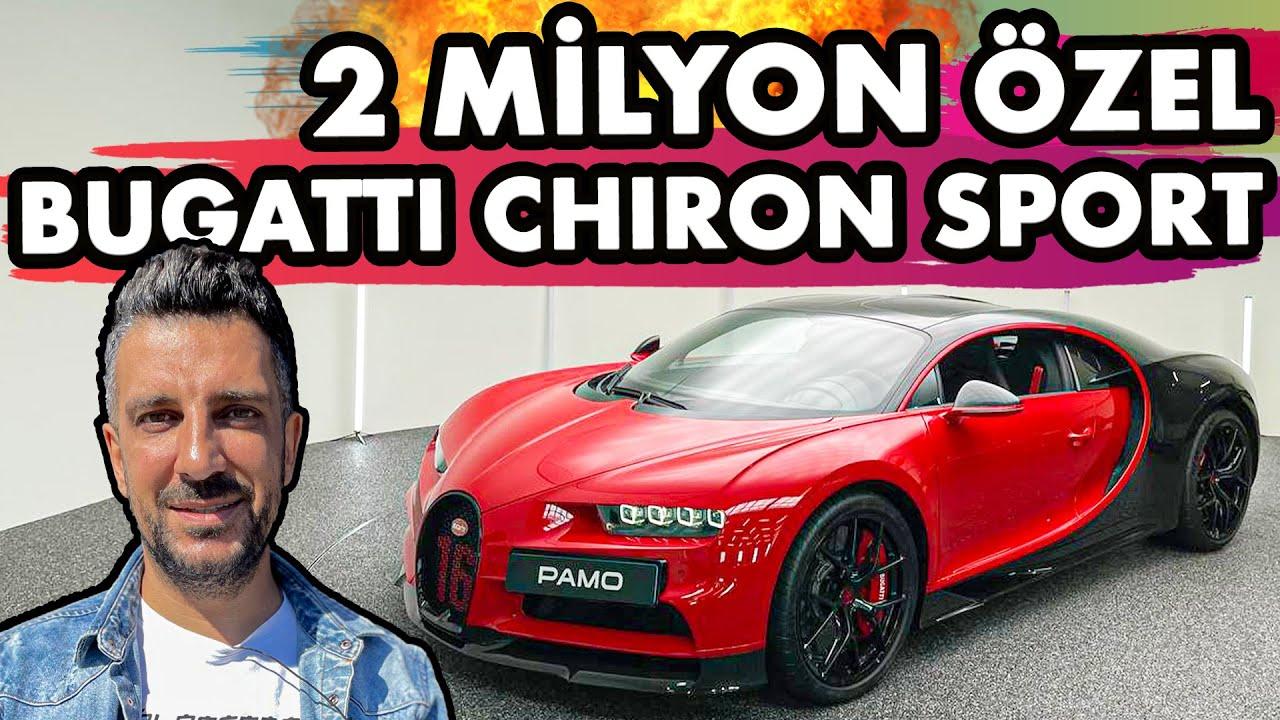 Türkiye'de Bir İlk | Bugatti Chiron Sport Kullandık!