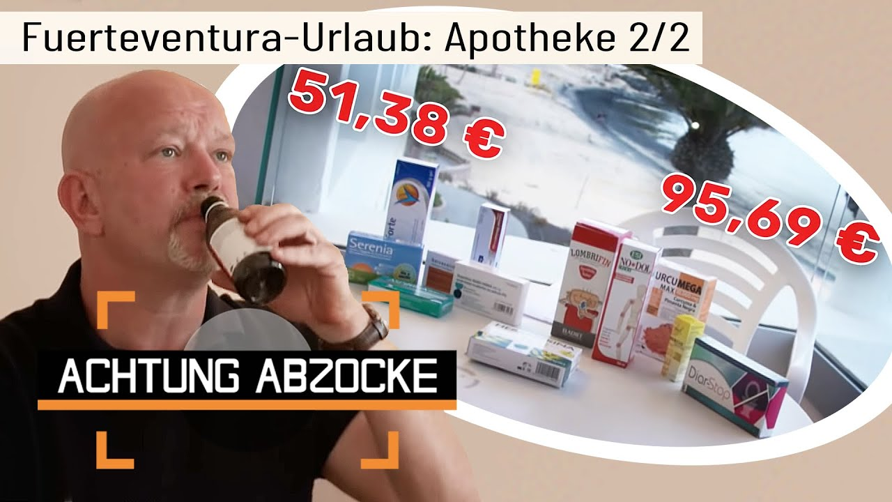 Keine zugelassenen Medikamente: Peter probiert Medizin SELBST! | 2/2 | Achtung Abzocke | Kabel Eins