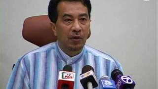 Husam sah bertanding jawatan Timbalan Presiden