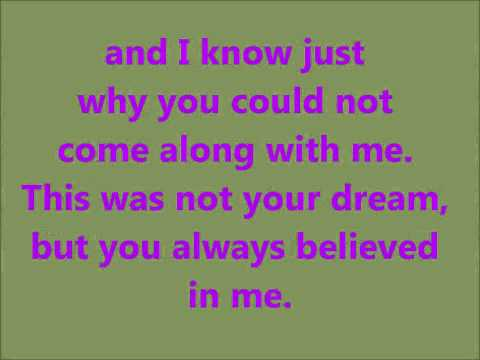 Home by Blake Shelton-Lyrics