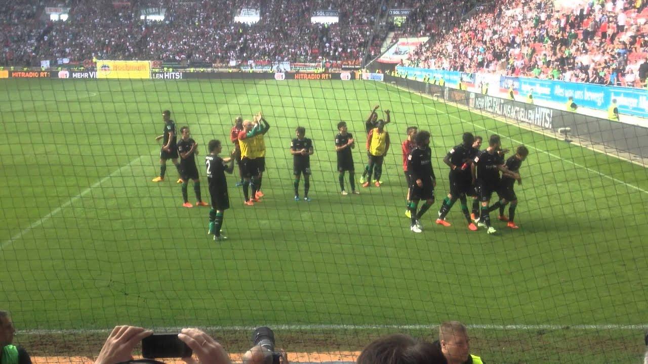 Hannover Gegen Augsburg