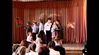Праздничный концерт ко Дню Победы. Четвертое отделение