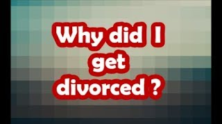 Why did I get divorced ? Best Jokes Ever  Funny joke party pub