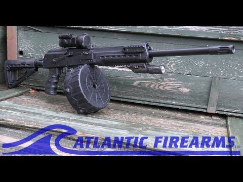 Kalashnikov Usa Ks 12 Shotgun At Atlantic Firearms Youtube