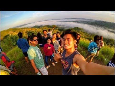 SEA OF CLOUDS in Bohol, PH (Bisaya Travel Vlog)