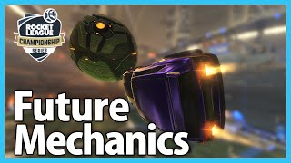 Future mechanics in competitive play (RLCS)