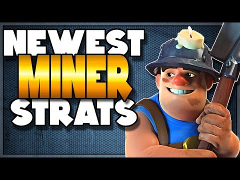 NEW TH10 Miner Attack Strategies | Rolling Over Opponents | Clash Of Clans