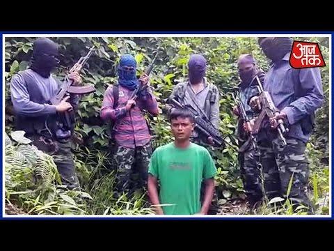 BJP MLA's Nephew In Assam Kidnapped By ULFA Terrorists
