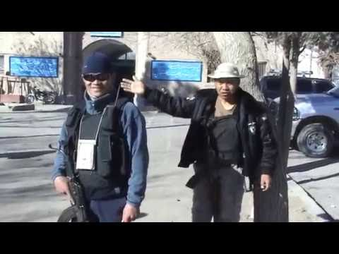 Nepalese Security Team in Afghanistan