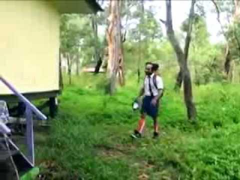 Vidio lucu Orang papua mau nanyak pelajaran