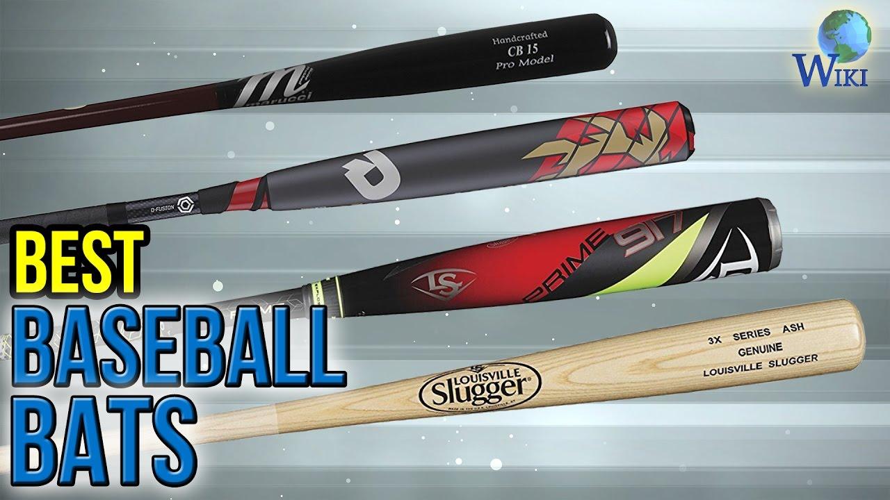 8 Best Baseball Bats 2017