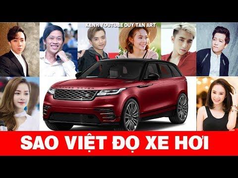 Ca Sĩ , Diễn Viên Việt Đọ Xe Hơi Ai Mắc Nhất