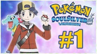 É UM MUNDO NOVO DE AVENTURAS! - Pokemon Soul Silver #1