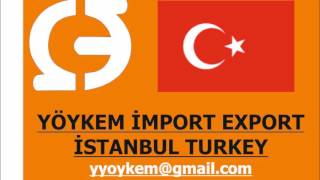 YÖYKEMGRUP İMPORT-EXPORT TURKEY