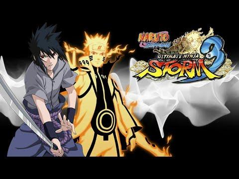 Naruto Shippuden: Ultimate Ninja Storm 3 ► Прохождение #8 (Финал) ► Битва Каге + Бой за Хвостатых
