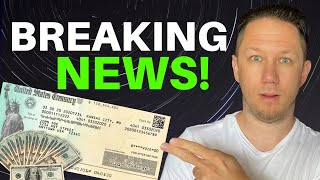 BREAKING NEWS! Second Stimulus Check Update Today! from its Jimmy