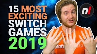 15 Incredible New Nintendo Switch Games Coming In 2019 - Q1 Edition