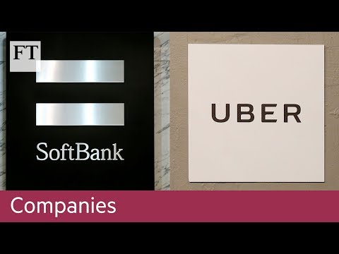 SoftBank to buy Uber shares at a discount