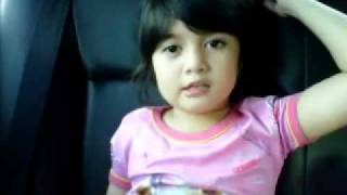 Video Lucu Afika Oreo atau Amanina Afiqah Ibrahim barunews.com