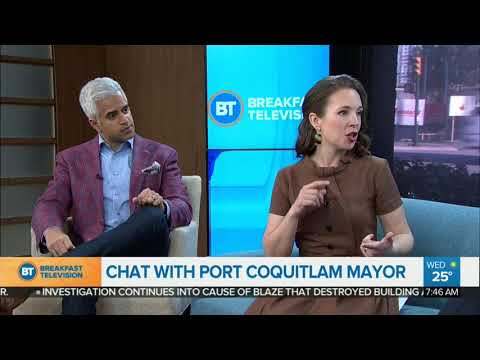 A Chat With Port Coquitlam Mayor Greg Moore